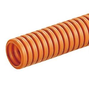 未来工業 CD管 《ミラフレキCD》 サイズ(内径)14mm コンクリート埋没専用 オレンジ MFCD-14
