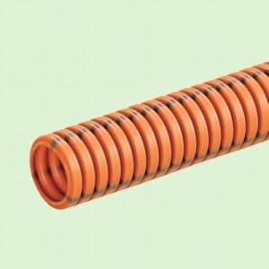 未来工業 CD管 《ミラフレキCD》 サイズ(内径)16mm コンクリート埋没専用 オレンジ MFCD-16
