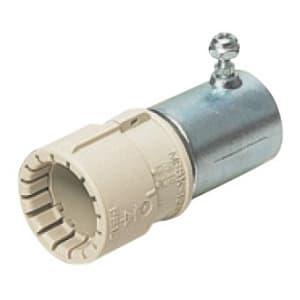 未来工業 CPアダプター PF管14⇔薄鋼電線管19接続用 Gタイプ ベージュ MFSCP-14G