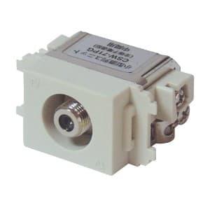 マックステル 【生産完了品】小型直列ユニット 中間用・電源挿入用 CSW-71P