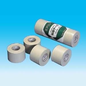 因幡電工 粘着テープ 薄厚タイプ 25mm×20m アイボリー HV-25-I