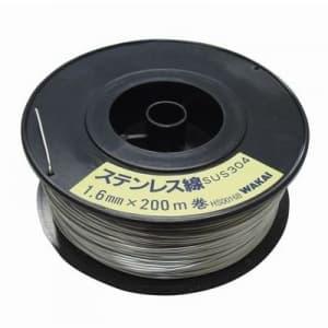若井産業 ステンレス線 (ボビン巻) 1.6mm×200m HS0016B