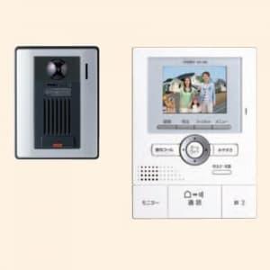 アイホン 【生産完了品】ワイヤレステレビドアホン ROCOワイドポータブル(ワイヤレス増設親機なしセット) WH-15B