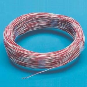 伸興電線 PVCジャンパ線 ジャンパーセン 0.5mm 2心 200m巻 ジャンパーセン0.5*2C*200