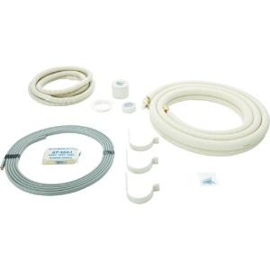 因幡電工 フレア加工済み空調配管セット 5m VVFケーブル付 SPH-F235V3