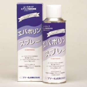 フソー化成 【生産完了品】エアコン内部洗浄剤 《エバポリンスプレー》 EC-D02S