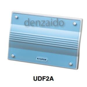 マスプロ UHF卓上アンテナ ブースター内蔵型 UDF2A
