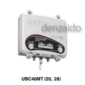 マスプロ 地上デジタルブロックコンバーター 名古屋地区用 低電圧(AC20~30V)方式 UBC40MT(18、23)