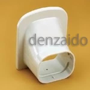 バクマ工業 ADシーリングキャップ 7型 アイボリー 《スマートダクト ADシリーズ》 AP-7-I