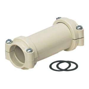 未来工業 カップリング ミラフレキSS14mm用 防水型 ベージュ FPC-14P