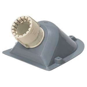 未来工業 エンドカバー45 Gタイプ PF管φ16 コネクタネジサイズ:呼び16用(G1/2) MFSE-16GVS