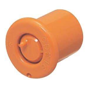 未来工業 ブッシング CD管φ14用 オレンジ CZV-14