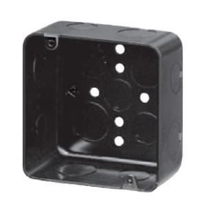 未来工業 【在庫限り】鉄アウトレットボックス 中形四角 (深型 22・28(25・31)×4) OF-MB-4N