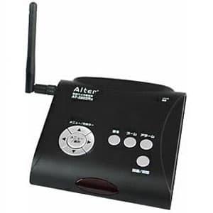 キャロットシステムズ 【生産完了品】録画機能搭載無線受信機 マイクロSDスロット内蔵 AT-2802Rx