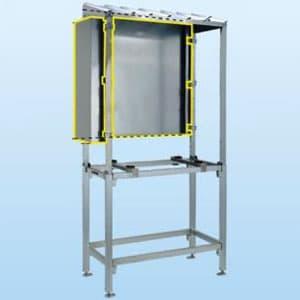日晴金属 PCキャッチャー 防雪パネル PC-RJ60用 ZAM®鋼板製 《goシリーズ》 PE-RJ60-BP