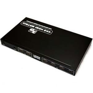 ホーリック 【生産完了品】HDMIセレクター マトリックス切替器 4入力・2出力 HDMAT42-003