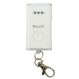 リーベックス 発見センサー 電池式 盗聴76〜770MHz/盗撮1.1〜5.8GHz ホワイト CG2W