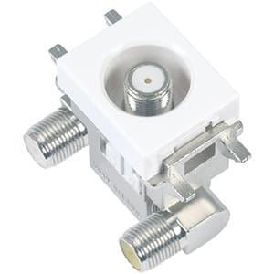 DXアンテナ 小形直列ユニット中間用 フィルター付 2K・4K・8K対応 SU7CF2S