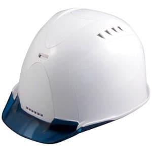 スターライト 通気孔ヘルメット アメリカンタイプ 内装800M 飛来/墜落 ソフト透過バイザー・ABS樹脂カバー装備 《Verno SS-800 VersionⅡ》 SS-820M1
