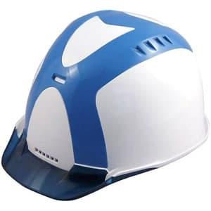 スターライト 通気孔ヘルメット アメリカンタイプ 内装800M 飛来/墜落 ソフト透過バイザー・ABS樹脂カバー装備 《Verno SS-800 VersionⅡ》 SS-820M2