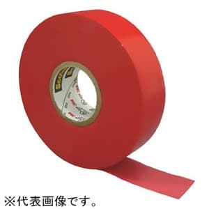 スリーエムジャパン 《スコッチ》 ビニールテープ 耐熱・耐色・難燃タイプ 19mm×20m 緑 35GRE