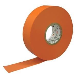 スリーエムジャパン 《スコッチ》 ビニールテープ 耐熱・耐色・難燃タイプ 19mm×20m オレンジ 35ORA