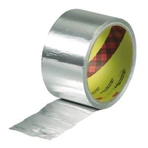 スリーエムジャパン アルミ箔テープ 25mm×10m シルバー 42525*10R