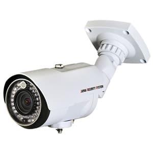 日本防犯システム ダミー防犯カメラ 屋外用 PF-EH908