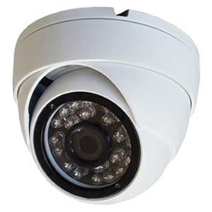 マザーツール フルハイビジョン高画質防水ドーム型AHDカメラ 200万画素CMOSセンサー搭載 屋外用 MTD-W308AHD