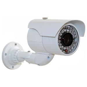 マザーツール 本格派ダミーカメラ 防滴タイプ 壁面・天井取付タイプ IR-2000