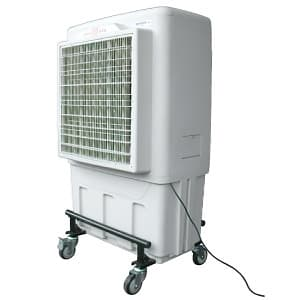 鎌倉製作所 【数量限定特価】涼風機 《アクアクールミニ》 気化放熱式 60Hz(西日本専用) 風量3段階切替 AQC-500M3 60HZ