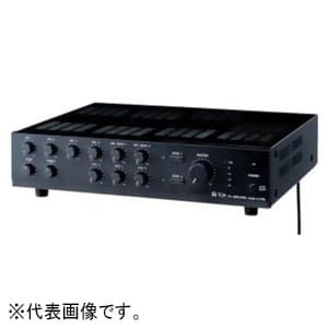 TOA PAアンプ 60W 2U 2局ゾーンセレクター付 スピーチ用 非常カット機能内蔵 A-1706