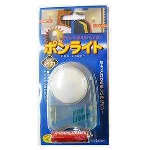 旭電機化成 【生産完了品】ポンライト 電池式 2.5V0.3A豆球 クリア ATP-3201CL