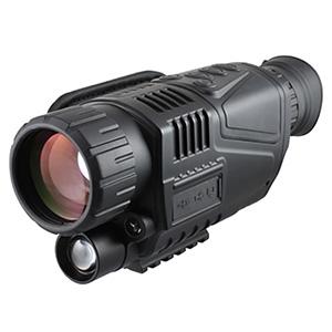 オンスクエア 【生産完了品】赤外線スコープ 防水性能IP54 光学5.0倍レンズ デジタル8.0倍ズーム PR-812