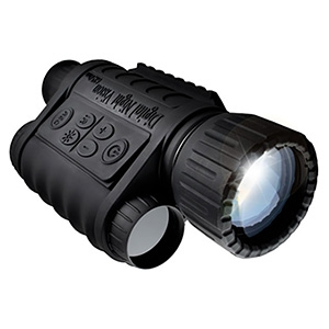 オンスクエア 【生産完了品】赤外線スコープ 防水性能IPX4 乾電池式 光学6.0倍レンズ デジタル5.0倍ズーム PR-813