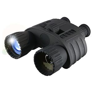 オンスクエア 【生産完了品】赤外線スコープ 防水性能IPX4 双眼鏡型 乾電池式 光学4.0倍レンズ デジタル5.0倍ズーム PR-814