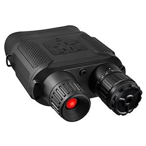 オンスクエア 【生産完了品】赤外線スコープ 防水性能IPX4 双眼鏡型 乾電池式 光学3.5倍レンズ デジタル2.0倍ズーム PR-817