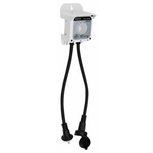 ジェフコム 人体感熱センサースイッチ 屋外軒下用 照明器具専用 PHS-1000WA