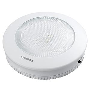 電材堂 タイマー付ポンライト 乾電池式 白色LED×3灯 NBSWN17WHDNZ