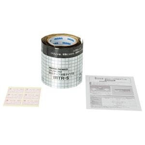 因幡電工 耐火テープ 冷媒タイプS マイカマクダケ 空調配管用 防火区画貫通部耐火措置部材 《ファイヤープロシリーズ》 IRTR-S
