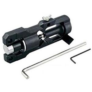 ネグロス電工 チャンネルパンチャーアタッチメント MAKEX用 穴あけ寸法φ10mm 適合チャンネルD15〜S-D2 MAKE-DP