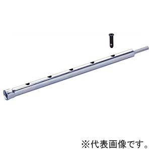 ネグロス電工 吊ボルト用ナット回し工具 全長340mm W3/8・M10用 チャック径φ10mm 対辺距離17mm MAKNT-17