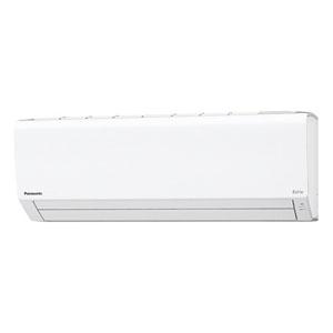 パナソニック 【生産完了品】ルームエアコン 《Eolia-エオリア-》 冷暖房時おもに14畳用 2019年モデル Fシリーズ 単相200V CS-409CF2-W
