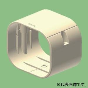 KANTO 【ケース販売特価 10個セット】配管化粧カバー 直管継手 77タイプ アイボリー KSN-75-I_set