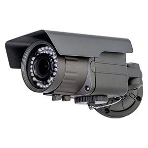 キャロットシステムズ 【生産完了品】SD録画機能搭載防犯カメラ 砲弾型 200万画素 ASD-01