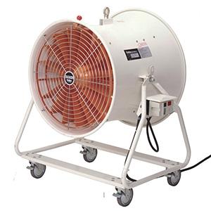 スイデン 大型送排風機 《どでかファン》 600クラス ハネ径φ600 3相200V SJF-600A-3