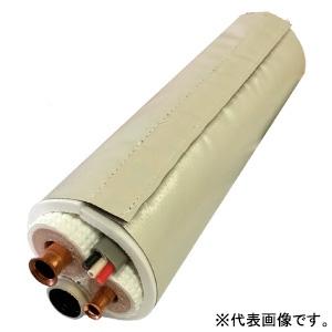 JAPPY 断熱パイプラップ 呼径φ50mm 長さ2000mm アイボリー DPW-50I