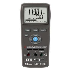 マザーツール スマートLCRメータ ハンディタイプ パラレル・シリアルモード切替 LCR-9183