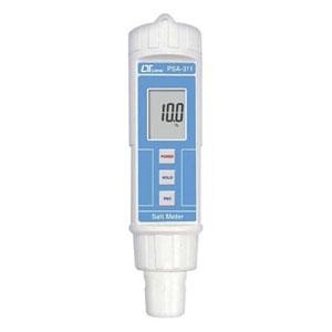 マザーツール ペン型デジタル塩分濃度計 防塵・防水タイプ 測定範囲0〜12% PSA-311