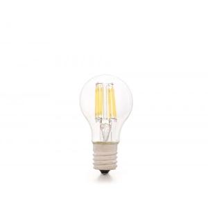 アイリスオーヤマ LEDフィラメント電球 ミニクリプトン球タイプ 小形電球40形相当 密閉形器具対応 昼白色 E17口金 LDA4N-G-E17-FC